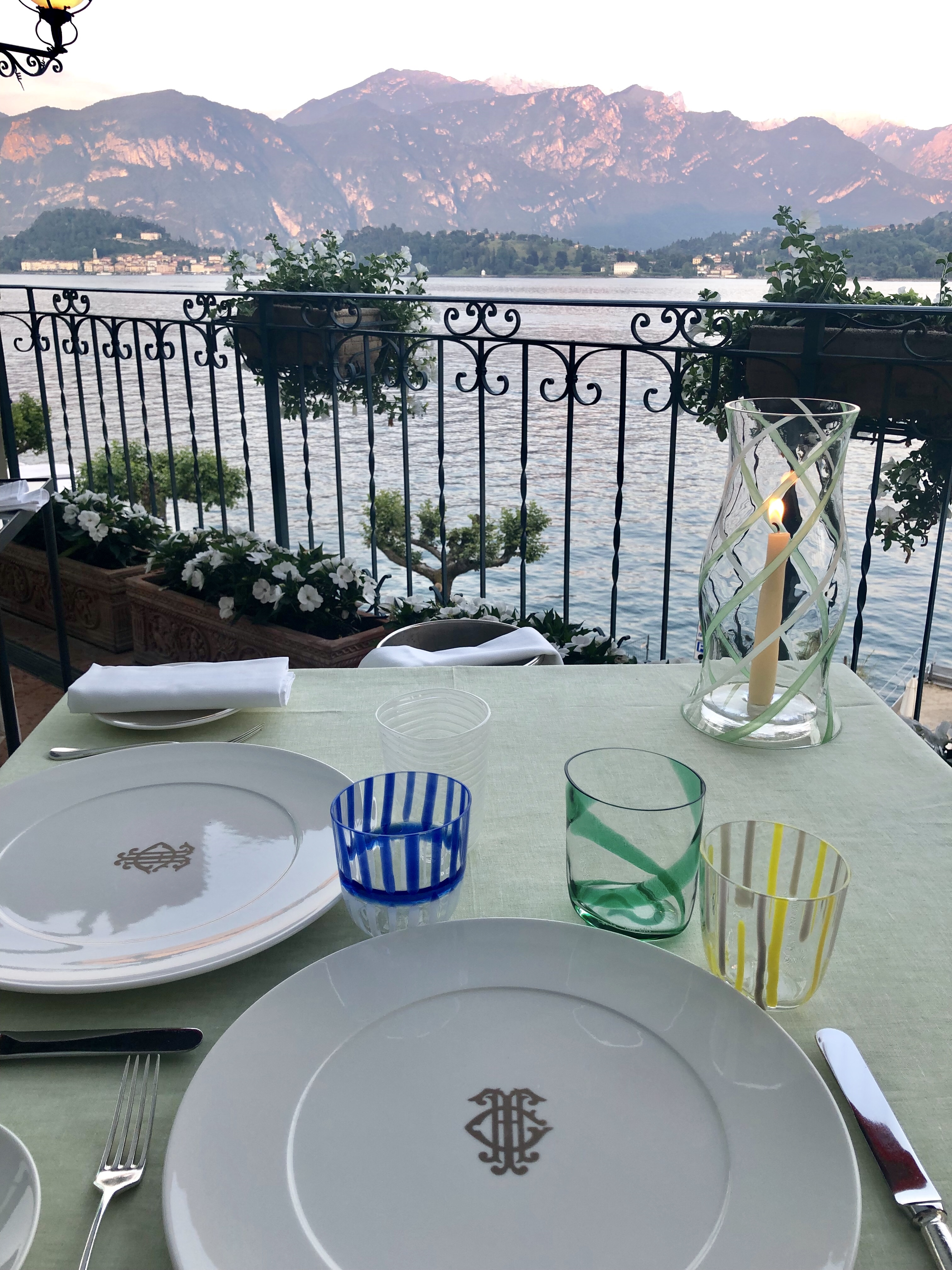 La Terrazza Gualtiero Marchesi At Grand Hotel Tremezzo
